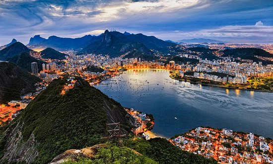 Rio de Janeiro, RJ: Photo provided by 4Corners