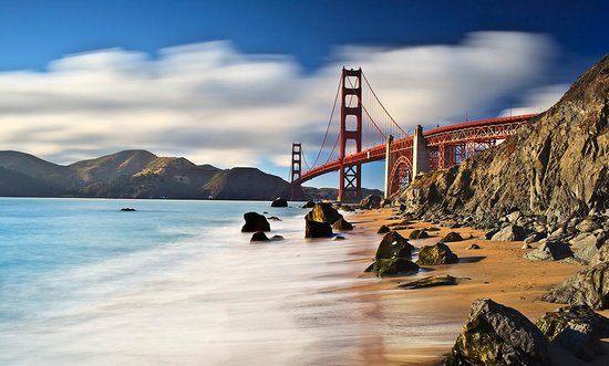 San Francisco, CA: Photo provided by ©4Corners