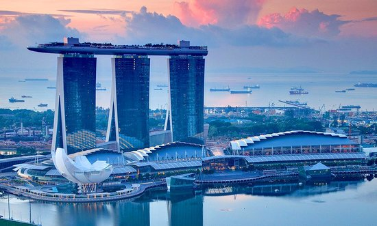 Restaurants Singapour