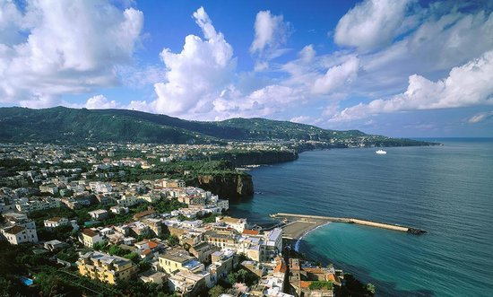 Sorrento, Italien: Photo provided by ©4Corners