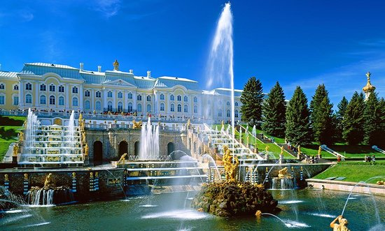 St. Petersburg attractions
