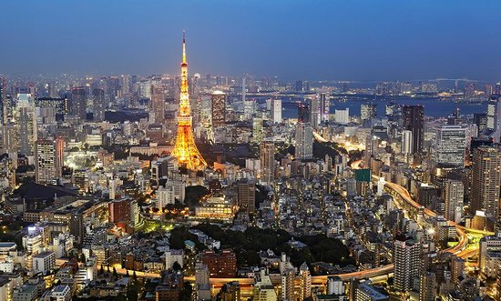Tokyo, Japan: Photo provided by ©4Corners