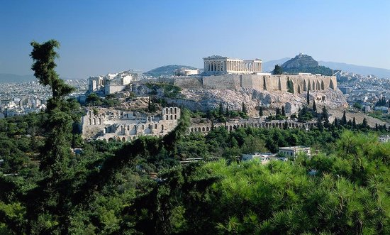 Athene, Griekenland: Photo provided by ©4Corners