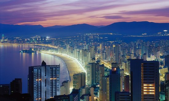 Benidorm, Spanien: Photo provided by 4Corners