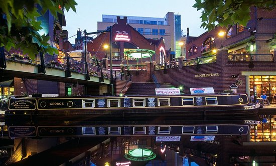 Birmingham attractions