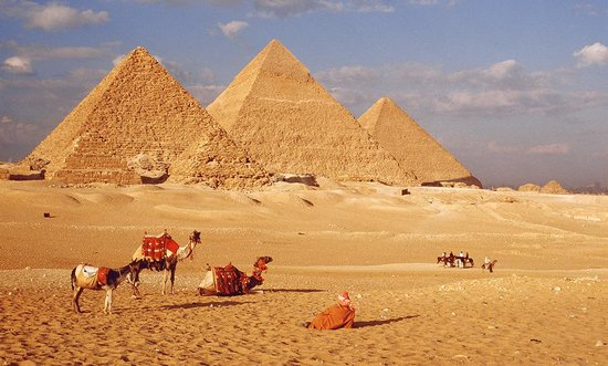 Cairo, Egypt: Photo provided by 4Corners