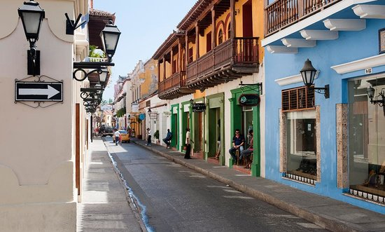 Cartagena, Colombia: Photo provided by 4Corners