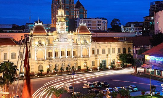 Hotell Ho Chi Minh City