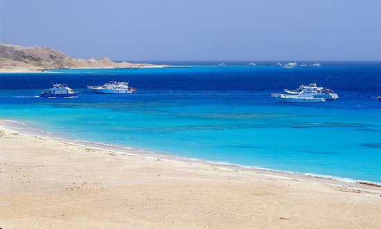 Sevrdheter i Hurghada