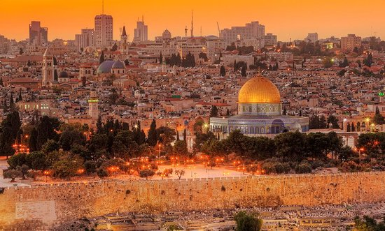 Jerusalem, Israel: Photo provided by 4Corners