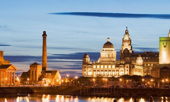 alojamientos bed and breakfasts en Liverpool