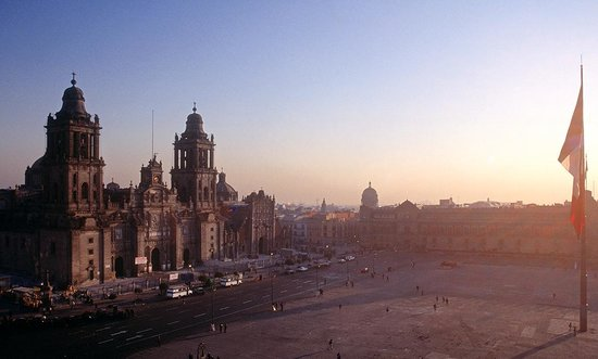 Mexico City, Meksiko: Photo provided by 4Corners