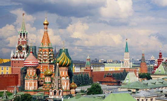 Moscow, Russia: Photo provided by ©4Corners