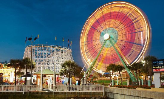 Attractions Near Myrtle Beach Travel Park