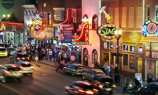 Nashville attractions