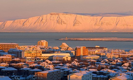 Reykjavik, Iceland: Photo provided by 4Corners