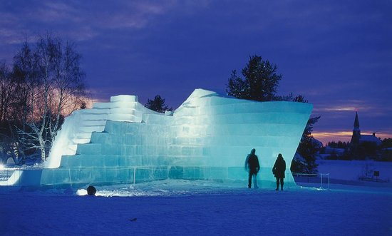 Rovaniemi attractions