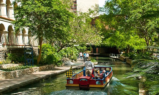 Attracties in San Antonio