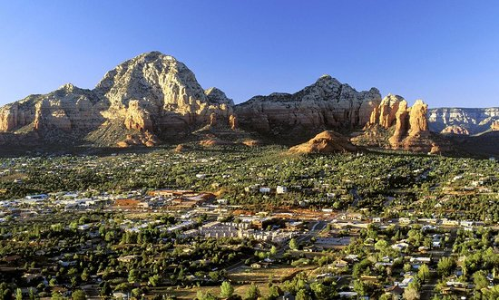 Sedona, AZ : Photo provided by ©4Corners