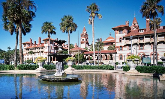 Saint Augustine attractions