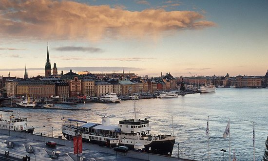 Stockholm, Swedia: Photo provided by 4Corners
