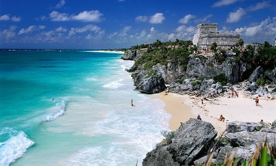 Tulum, Mexiko: Photo provided by ©4Corners