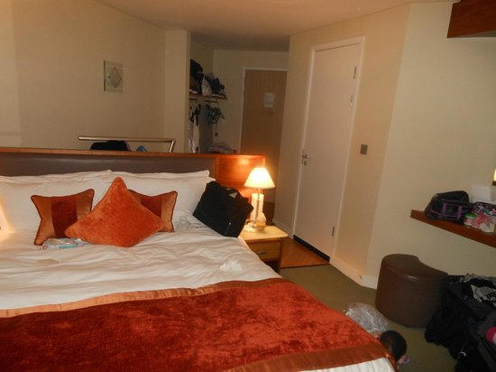 The Bermondsey Square Hotel :                                     room