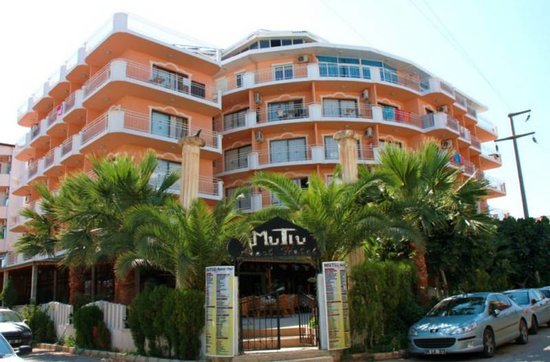 Mutlu Apartments