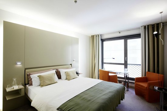 Deluxe double room picture of design hotel josef prague for Design hotel josef