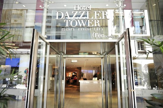 Dazzler Tower San Martin