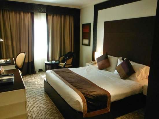 The Carlton Tower Hotel:                   Traditional King Room