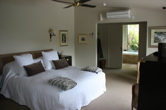 Point Villas:                   One of the bedrooms