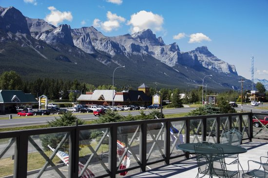 Econo Lodge Canmore: Amazing Views
