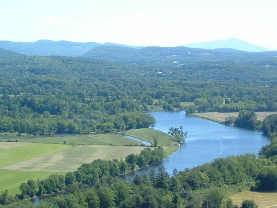 Lyme, NH: Our section of the Connecticut River Valley