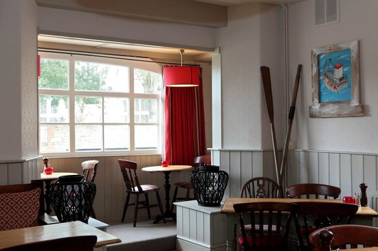 Portesham, UK: One of our light & open dining spaces