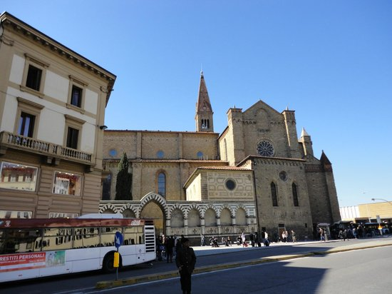 BEST WESTERN Hotel River:                   Church Florence