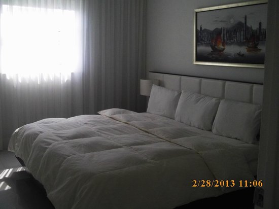 Fortune House Hotel:                   Master bedroom