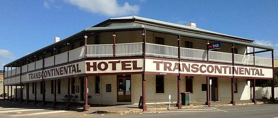 ‪Transcontinental Hotel‬