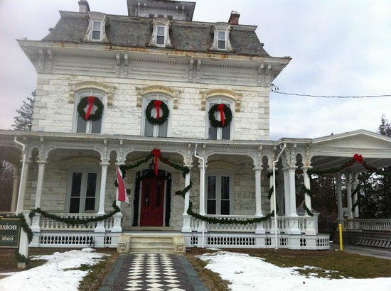 ‪‪Fair Haven‬, ‪Vermont‬:                   Marble Mansion