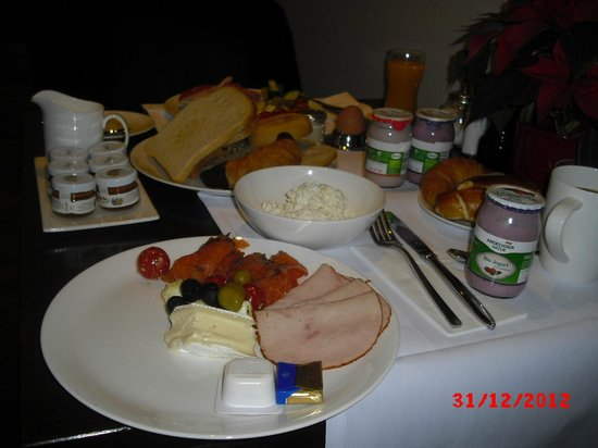 Fleming's Hotel Wien-Westbahnhof :                   Breakfast