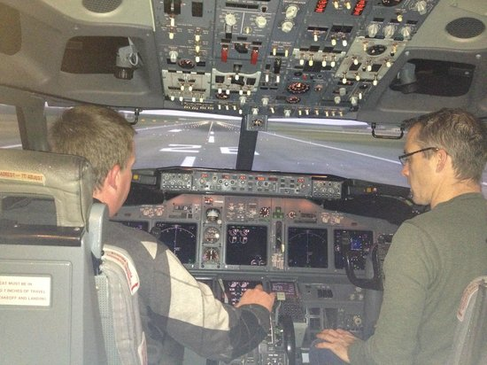 Virtual Aviation:                                     Best seats on the plane
