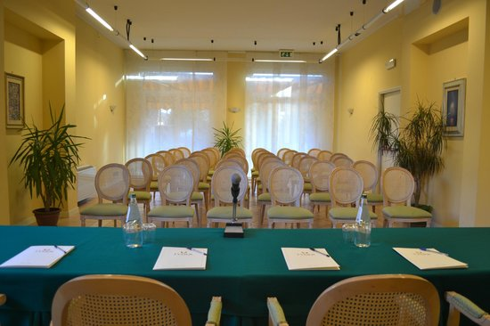 Hotel Tvder: Sala Meeting