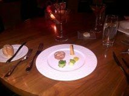 Thornton Hall Hotel &amp; Spa :                   Rabbit Starter