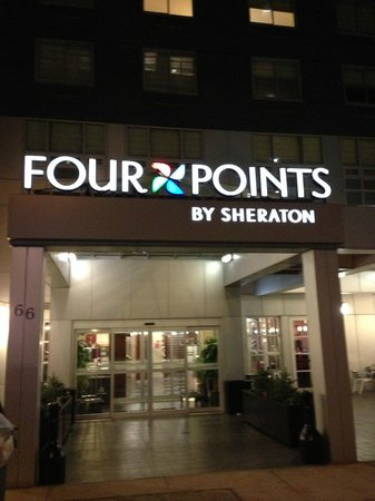 Four Points by Sheraton Manhattan Chelsea:                   Entrance