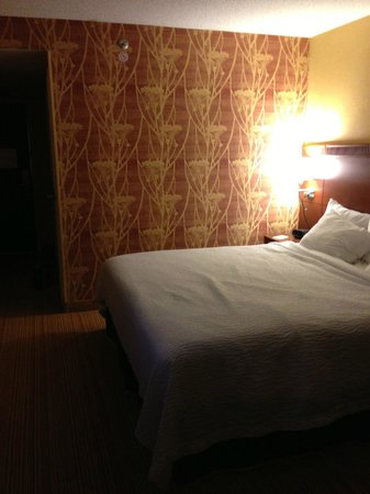 Courtyard by Marriott Boston Marlborough:                   King Bed
