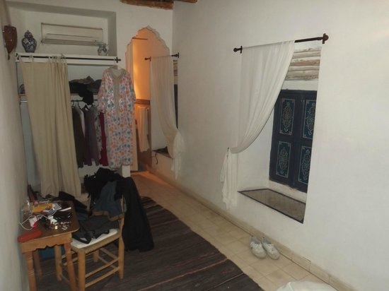 Riad Ineslisa:                   The Room