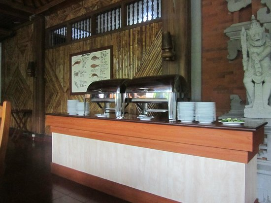 Matahari Bungalow Bar &amp; Restaurant:                                     Breakfast