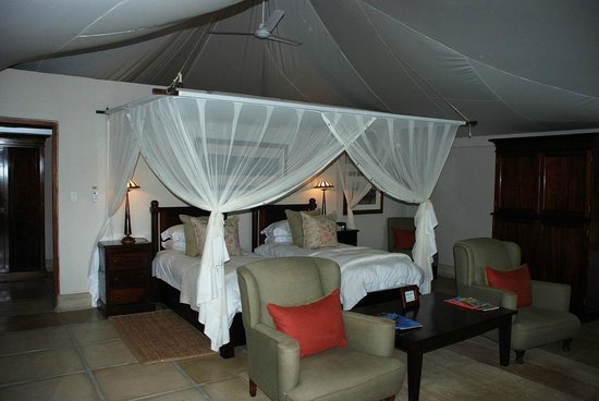 Savanna Private Game Reserve:                   Room 5