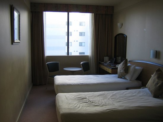 Perth Ambassador Hotel:                   