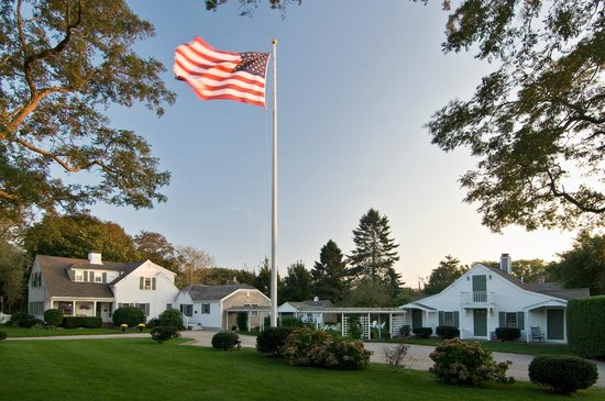 Carriage House Inn: Welcome to The Carriage House